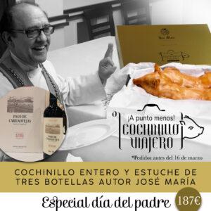 Cochinillo Jose María - El Cochinillo Viajero